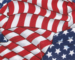 Chill-Its® Evaporative Cooling Bandana in Stars and Stripes