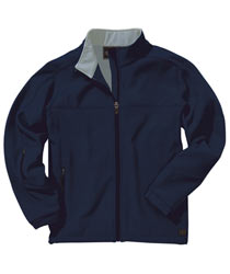 Charles River Soft Shell Jacket - Navy Blue