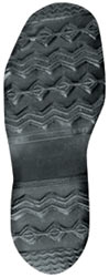 Diamond Cleated Chevron Outsole